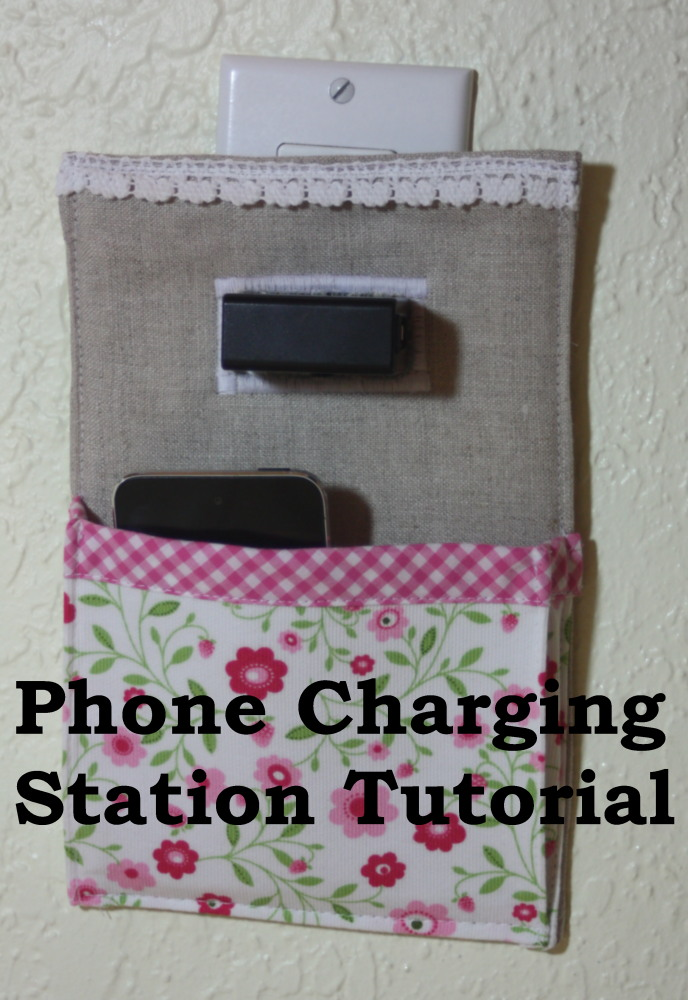 Phone Charging Station Tutorial
