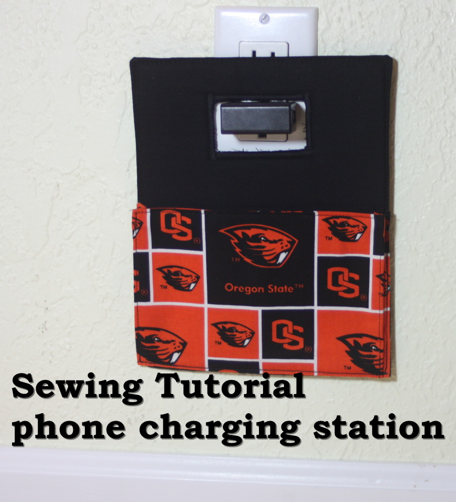 Sewing tutorial for making phone charging station on AveryLaneSewing.com  blog5
