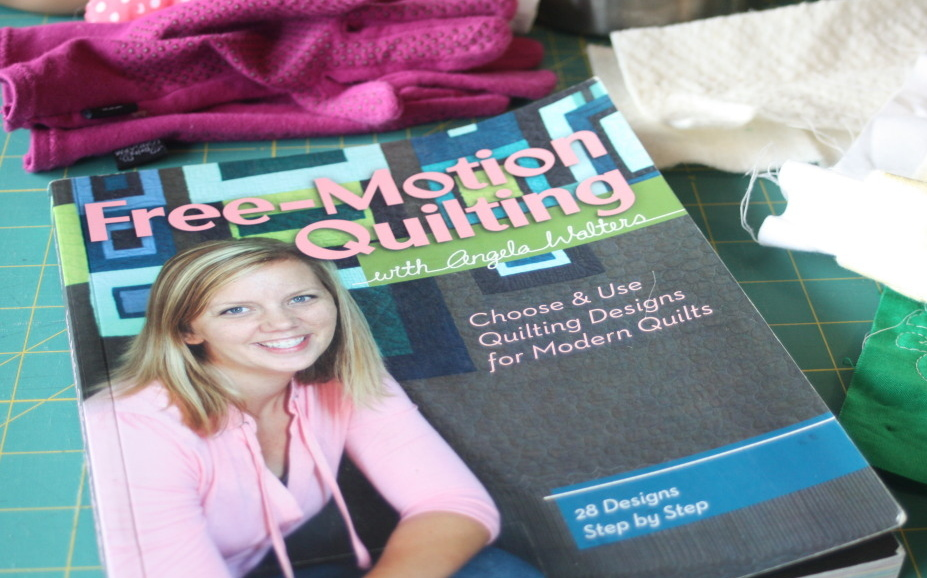 Book Review: Free-Motion Quilting