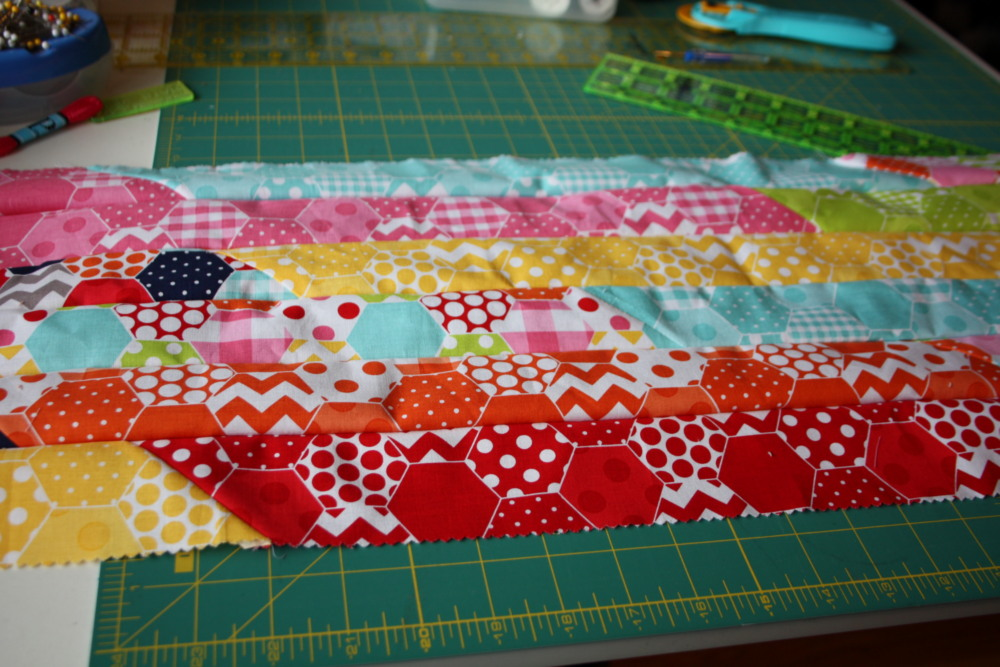 Doll Quilt Tutorial Jelly Roll Race 17