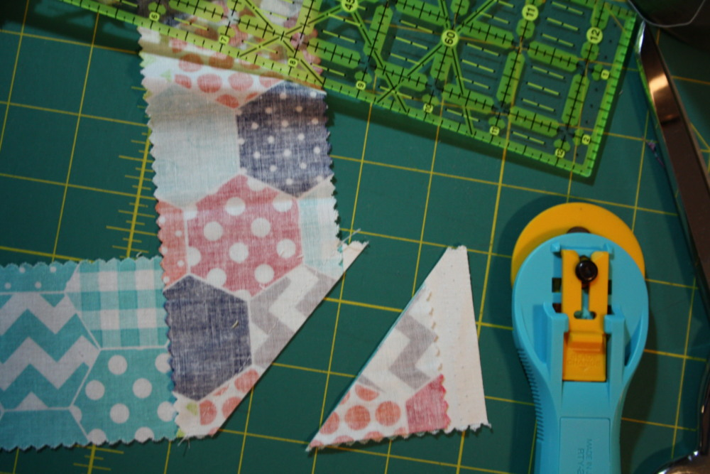 Doll Quilt Tutorial Jelly Roll Race 4