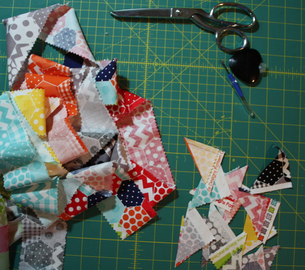 Doll Quilt Tutorial Jelly Roll Race 5