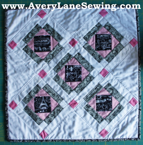 New Quilt Patterns For 2015 : Route 66 and a New Doll Quilt Pattern - Avery Lane Sewing