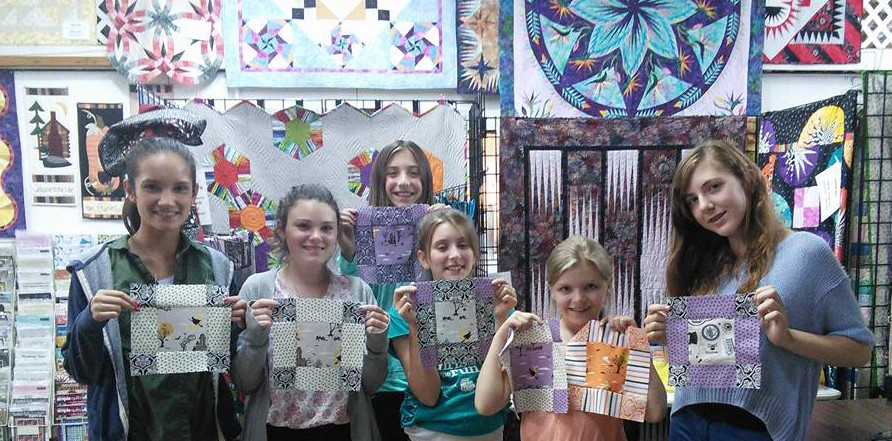 Youth Quilt Guild