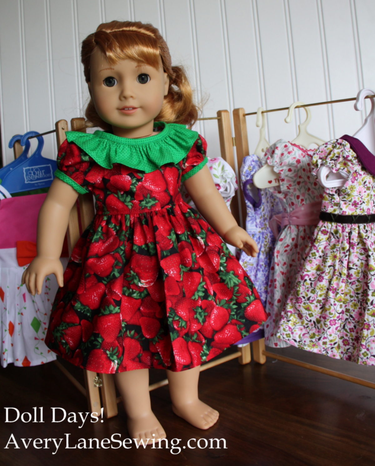 Doll Days! Blog Tour + Giveaway