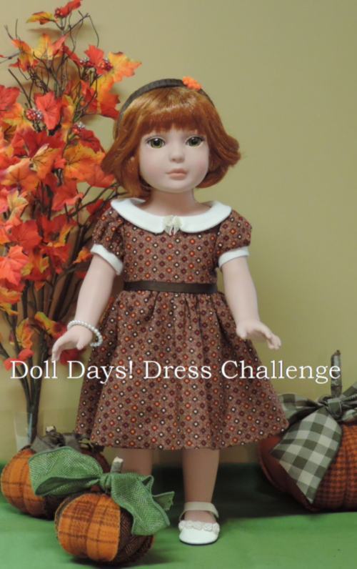 Doll Days! Dress Challenge 12