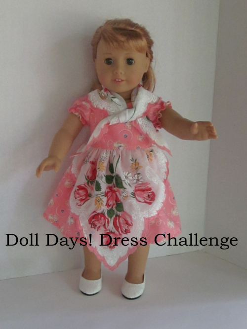Doll Days! Dress Challenge 13