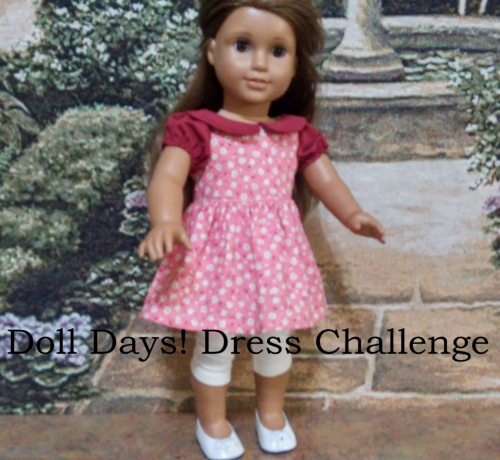 Doll Days! Dress Challenge 15