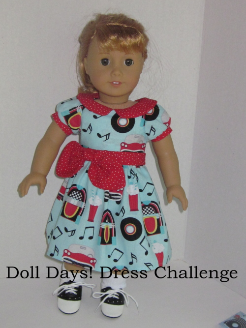 Doll Days! Dress Challenge 7