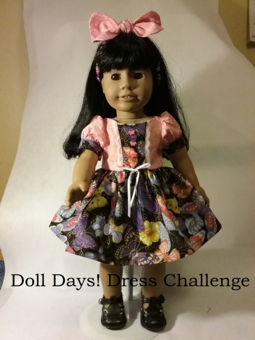 Doll Days! Dress Challenge 8