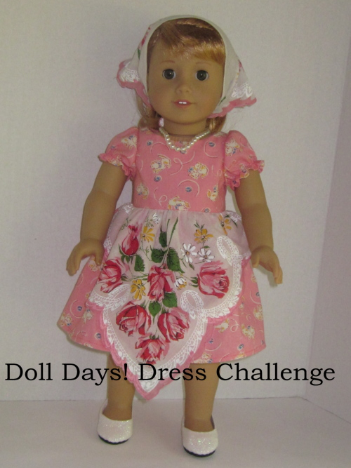Doll Days! Dress Challenge 9