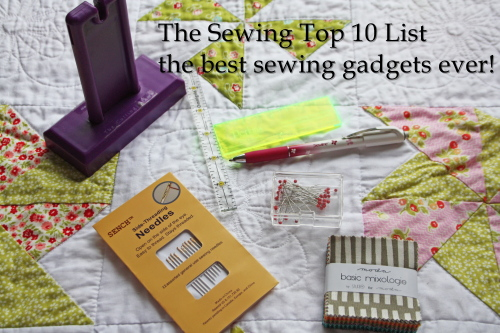 Best Sewing Products Ever