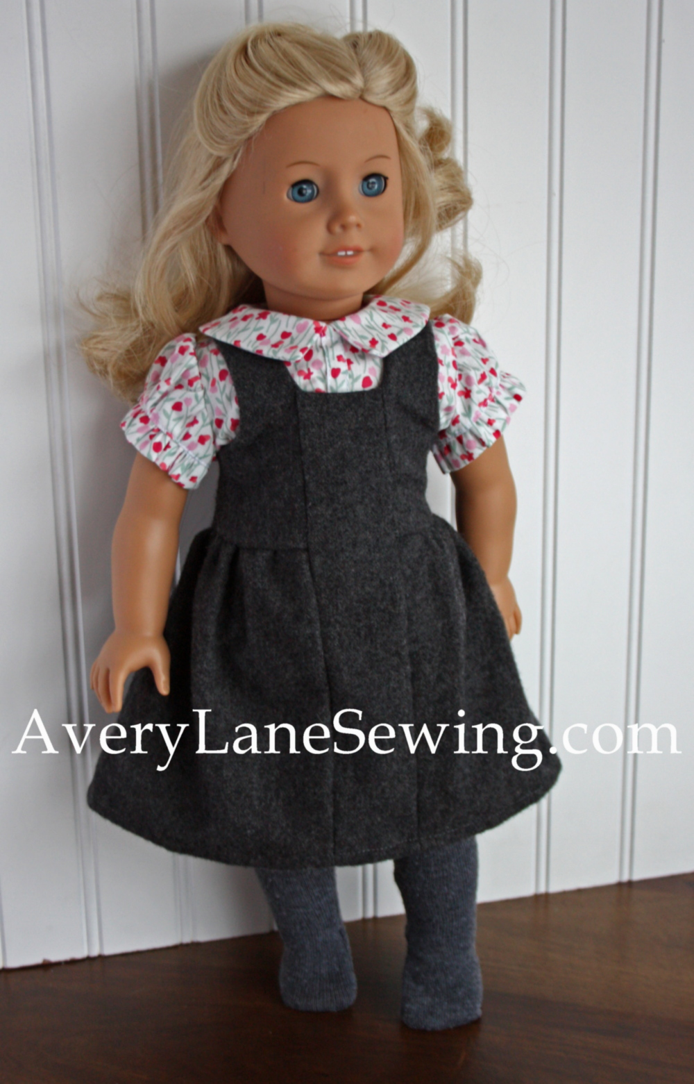 Doll Days!  Modern Jumper Pattern Sew Along