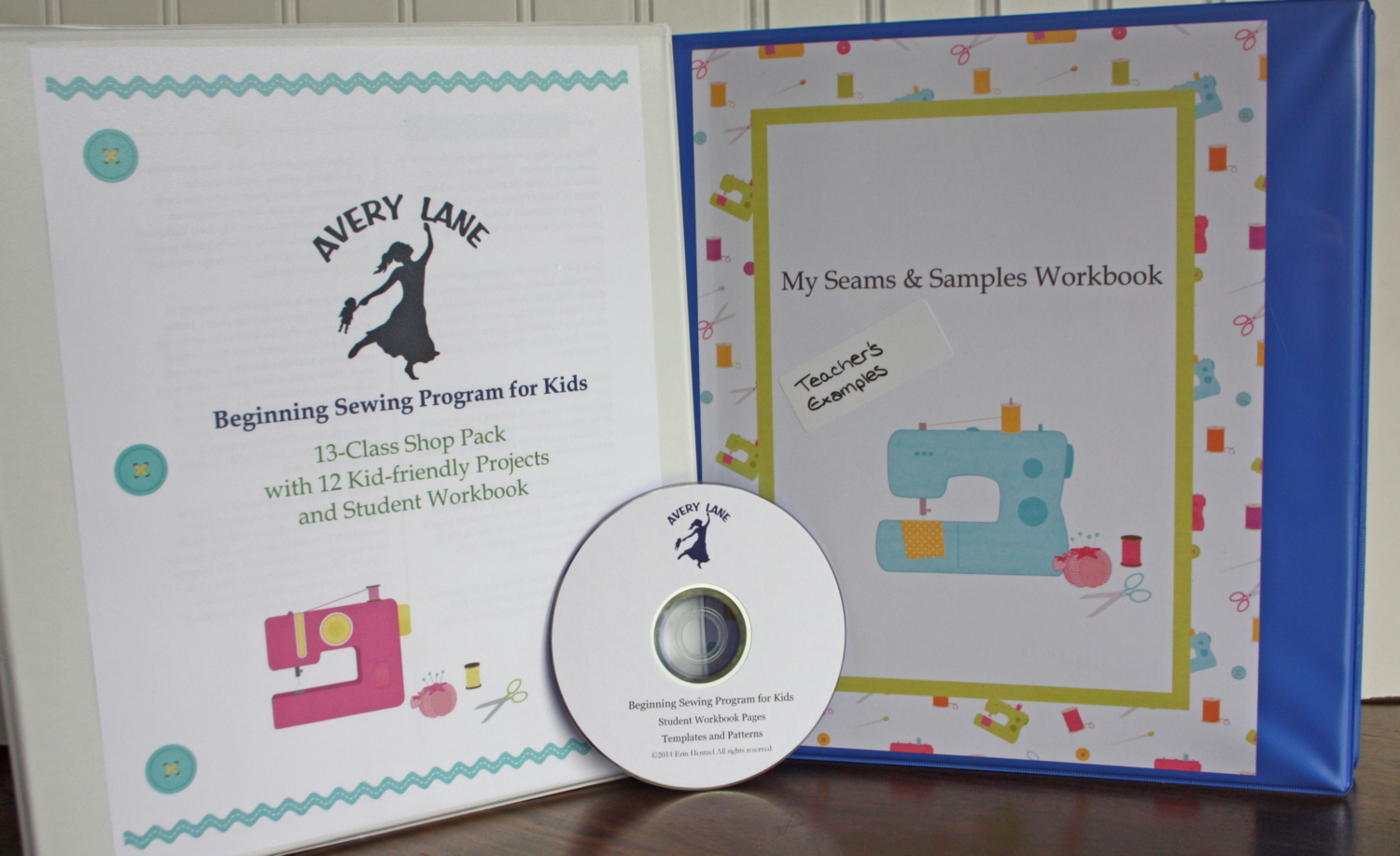 New! Beginning Sewing Program for Kids