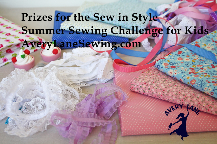 Winners of Sevenberry Fabric prizes